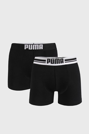 2 PACK boxeri Puma Places Logo, negri