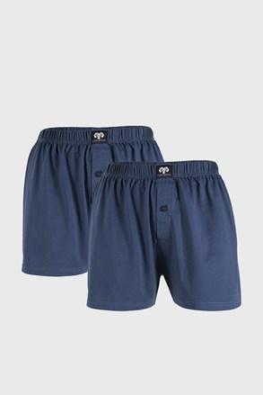 2 PACK pantaloni scurți Zeke albaștri
