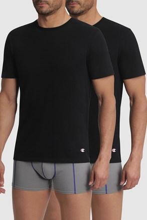 2 pack tricouri barbatesti Champion, negru