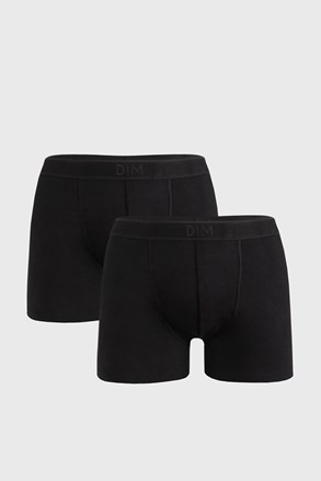 2 pack boeri barbatesti DIM Soft, negru