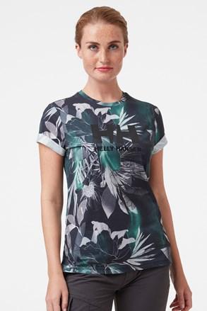 Tricou pentru femei Helly Hansen, cu model