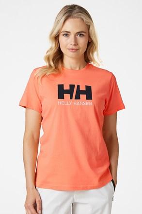 Tricou portocaliu pentru femei Helly Hansen