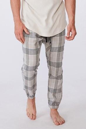 Pantalon Pj Drake, model caroiat