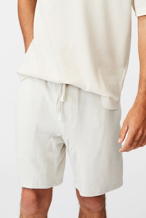 Pantalon scurt Supersoft crem