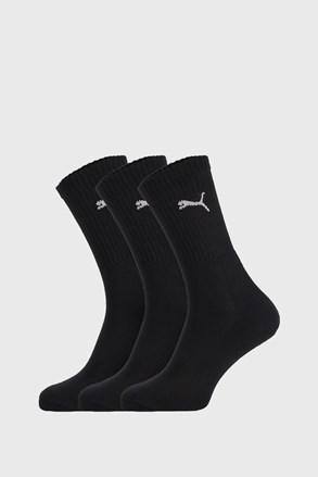 3 PACK șosete Puma Sport, negru