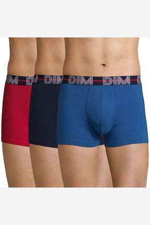 3 pack boxeri barbatesti DIM, colorati