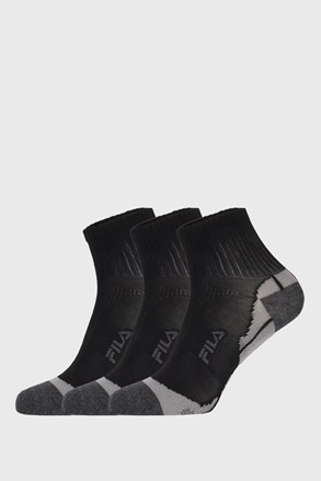 3 PACK FILA Multisport, negru