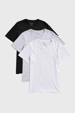 3 PACK tricou Austin
