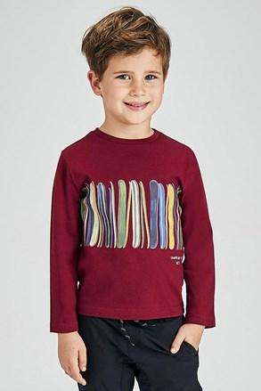 Bluză băieți Mayoral Coloring mânecă lungă