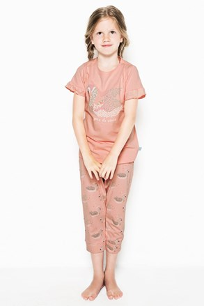 Pijama fetite Swans