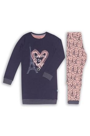 Pijama fetite Paris 02