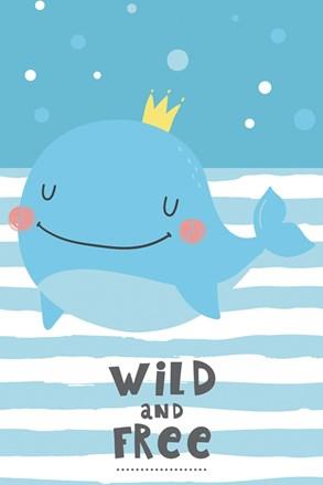 Prosop copii Balena