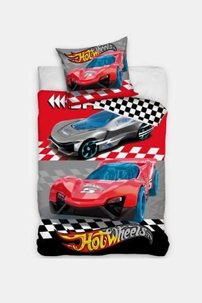 Lenjerie de pat băieți Hot Wheels Speed