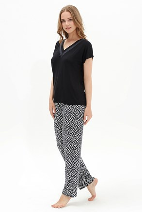 Sert haine de casă Crazy Zebra