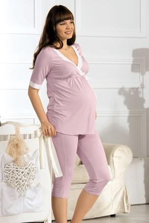 Pijama Beatrice sarcina si alaptare