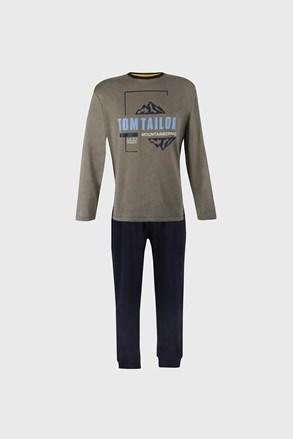 Pijama Tom Tailor Mountain, kaki
