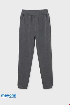 Pantalonde trening pentru fetițe Mayoral Simply modal