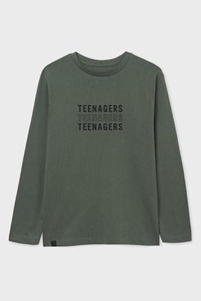 Bluză cu mânecă lungă pentru băieți Mayoral Teenagers