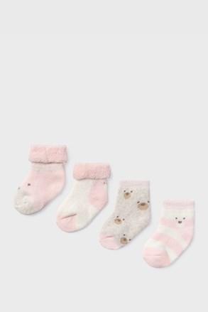 Set cadou șosete pentru bebeluși Mayoral Born