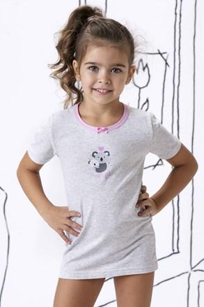 Tricou fetite Emily, din bumbac
