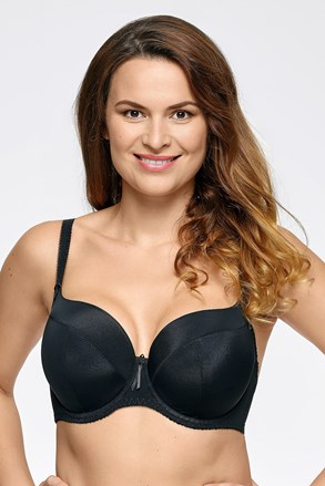Sutien Monique Black intarit