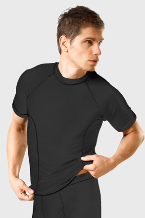 Tricou barbatesc Active, material functional