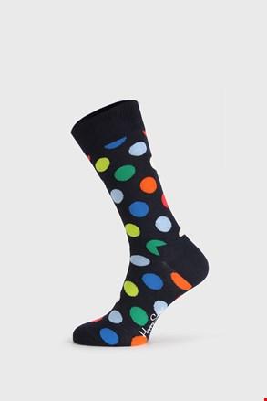 Șosete Happy Socks Big Dot, negru