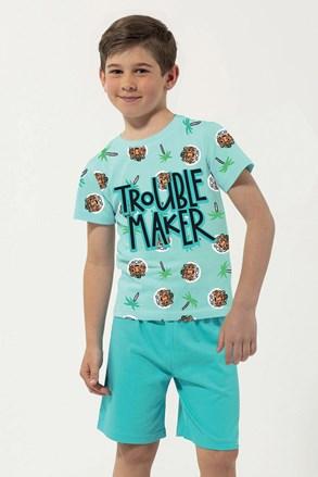 Pijama baieti Tiger