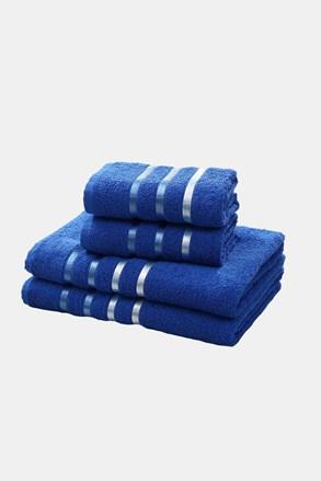 Set prosoape Bale, albastru