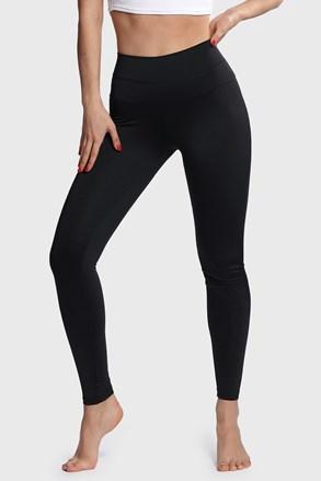 Colant sport pentru femei Belly Control, negru