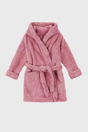 Halat fetițe Simple roz
