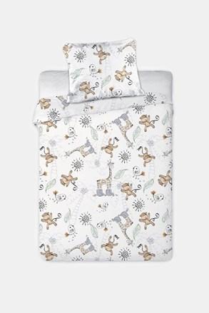Lenjerie de pat copii Zvířátka