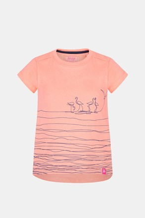 Tricou fetițe LOAP Batya