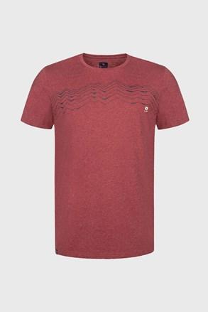 Tricou LOAP Bengal, rosu
