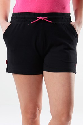 Pantalon scurt pentru femei LOAP Abala, negru