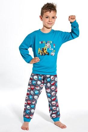 Pijama baieti Caps
