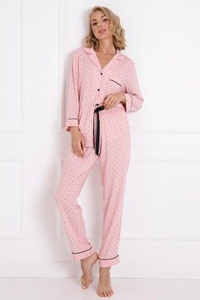Pijama lungă de damă Charlotte