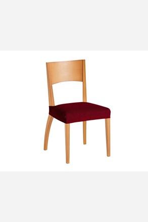 Set 2 huse pentru scaun, rosu