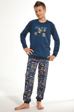 Pijama baieti Cube