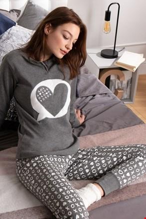 Pijama dama TickTack Toe