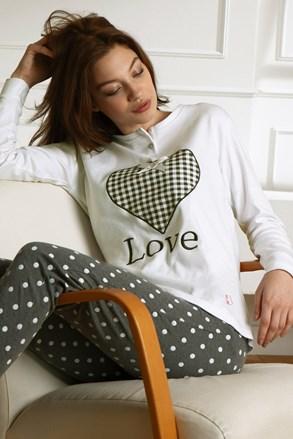 Pijama dama Winter Love