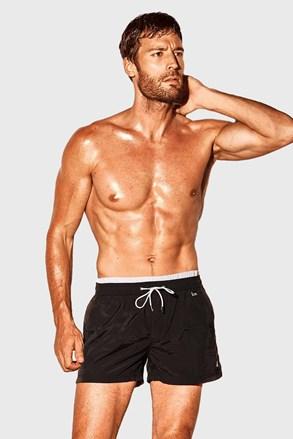 Pantalon scurt de baie David 52 Atlanis negru