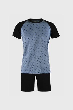 Pijama Jaxen, albastru deschis