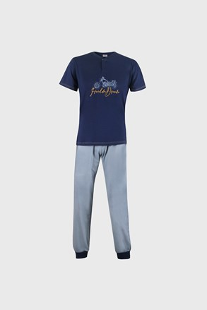Pijama Freedom dream II, albastru