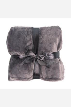 Pătură de lux Astratex. gri