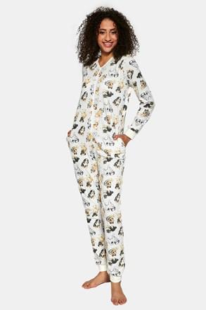 Overal pijama damă Dogs