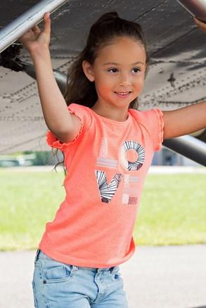 Tricou sport fetițe Love