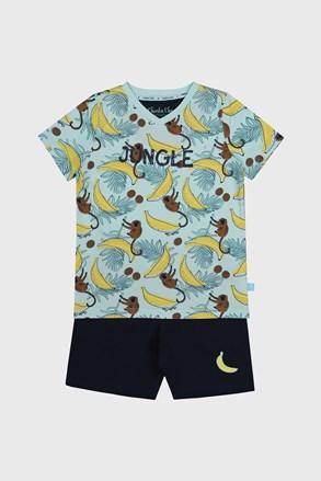 Pijama băieți Jungle