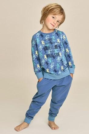 Pijama băieţi Wild side