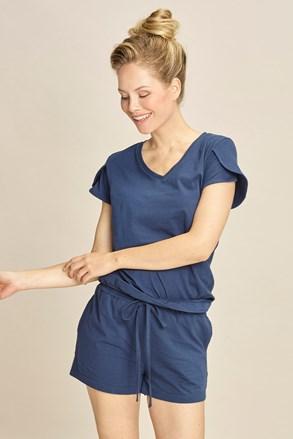 Bluză pijama damă Navy